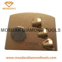 Buy cheap Lavina PCD Grinding Diamond Segment Tools for Epoxy Floor Removal from wholesalers