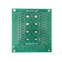 Buy cheap FR4 Glass Epoxy Prototype Circuit Board , 1 - 18 Layers PCB Assembly Services from wholesalers