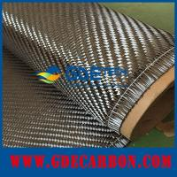 Buy cheap 360g twill/plain carbon fiber cloth supplier from wholesalers