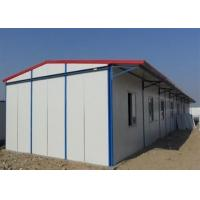 Buy cheap White Prefab Diy Sandwich Panel House Living Prefab Room Houses Eco Friendly from wholesalers