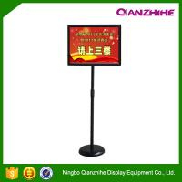 Buy cheap Customized Advertising Picture Photo Frame Display Stand, Restaurant Menu Holder from wholesalers