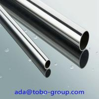 Buy cheap ASTM Super Duplex Stainless Steel Pipe , Small Diameter Stainless Steel Tubing product
