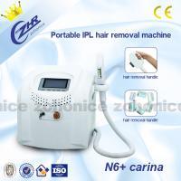 Portable IPL Hair Removal Machines , IPL Dermatology Equipment