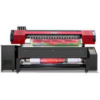 Buy cheap 1800mm Dye Sublimation Printer , 1440 DPI Dye Sublimation Photo Printer from wholesalers