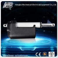 Buy cheap Dc linear actuator with pot used in industry machine, with powerful load 12v from wholesalers