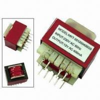 Buy cheap Plug-in Ei Voltage Trasformer, Suitable for Telecommunication, Medical Devices and Electronics from wholesalers