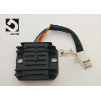 Buy cheap Lifan 150cc Cg125 Motorcycle Regulator Rectifier Replacement Double Output from wholesalers