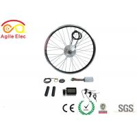 Buy cheap Safety Battery Powered Bicycle Kit , Motorized Mountain Bike Kit With 2.7kg MOTOR from wholesalers