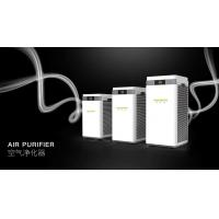Buy cheap OEM Negative Ion Anion HEPA Filter ABS Air Purifier White air cleaner Electric Power Source Home Office Appliance from wholesalers