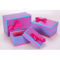 Buy cheap atch Packaging gift Box with pillow insert for target packaging from wholesalers