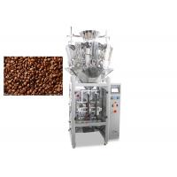 Buy cheap Multi Function Vertical Form Fill Seal Machine For Coffee Beans 2000ml / Bag from wholesalers