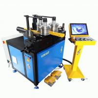 Buy cheap DW130-1-2CNC Single-mode two-axis servo automatic bending machine from wholesalers