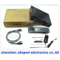 Buy cheap best dvb-s and dvb-t twin tuners openbox v8 combo in stock from wholesalers