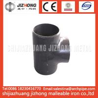 Buy cheap Butt Welding Pipe Fitting Tees from wholesalers