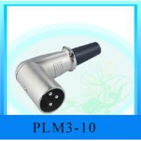 Buy cheap xlr connector PLM3-10 from wholesalers