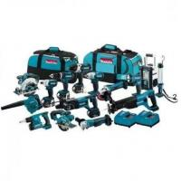 Buy cheap Makita LXT1500 18V LXT Lithium-Ion Cordless 15-PC. Combo Kit from wholesalers