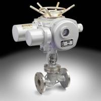 Buy cheap OS & Y Electric Actuator DIN Globe Valve Flange Type Cast Steel For Steam from wholesalers