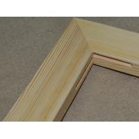 Buy cheap Paulownia/Pine/Fir Stretcher bar for canvas frame from wholesalers