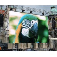 Buy cheap Full Color Led Video Wall Rental Outdoor Aluminum Cabinet High Brightness from wholesalers