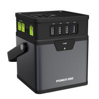 Buy cheap Poweradd High Capacity 50000mAh Portable Power Bank , Charger Center with AC Power Inverter from wholesalers