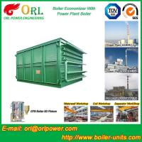 Buy cheap Heat Insulation Boiler Stack Economizer In Thermal Power Plant Diesel Fuel from wholesalers