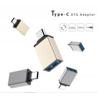 Buy cheap Type C to USB 3.1 OTG adapter for Xiaomi MI4C Macbook Nexus 5X 6p Adapter Data Snyc Charging Cable from wholesalers