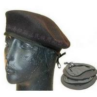 Buy cheap military beret / pure wool military beret / Pure Wool Beret / Size: 54#,55#,56#,57#,58#,59#,60# from wholesalers