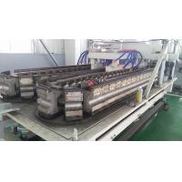 Buy cheap double wall corrugated pipe extrusion line DWC HDPE/PVC double wall corrugated pipe extrusion line from wholesalers