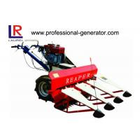 Buy cheap FleGear Drive 5.15kw 8HP Agriculture Harvester Reaper / Rice Harvesting Machine from wholesalers