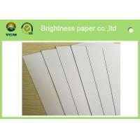 Buy cheap Grade AA  White Back Duplex Board Recycle Wood Pulp Paper For Packing from wholesalers