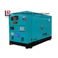Buy cheap 3 Cylinder 12.5KVA 10kw Silent Diesel Generator Set Super Silent with China Quanchai Engine from wholesalers