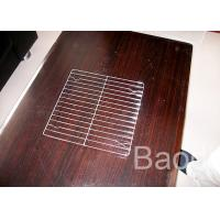 Buy cheap Outdoor Welded Bbq Stainless Steel Grill Mesh With Round / Square Shape from wholesalers