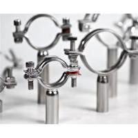 Buy cheap sanitary stainless steel pipe holder from wholesalers