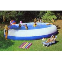 Buy cheap inflatable square swimming pool WP-047 from wholesalers