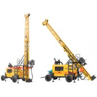 Buy cheap HYDX-5C Portable full hydraulic Diamond Core Drilling Rig NQ 1300m from wholesalers