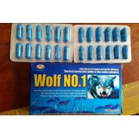 Buy cheap Wolf No.1 sex capsule for male enhancement 12pills from wholesalers