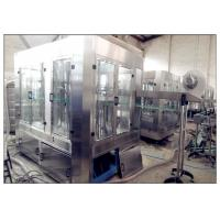 Buy cheap Fully Automatic Juice Beverage Filling Machine Fruit Juice Bottling Equipment from wholesalers