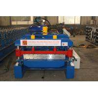 Buy cheap Matterhorn Tile Roof Roll Forming Machine  Energy Saving 3 Phases 50Hz 380V from wholesalers