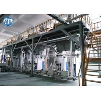 Buy cheap PLC Control Dry Mortar Production Line With Air Compressor System 8m * 8m * 10m from wholesalers