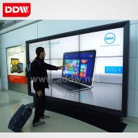 Buy cheap 10mm Narrow bezel Samsung LCD video wall with LED backlight 1920x1080 from wholesalers