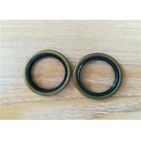 Buy cheap Truck And Trailer Hub Wheel Unitized Oil Seal High Pressure 30-90 Shore Hardness from wholesalers