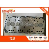 Buy cheap Engine Complete Cylinder Head For Airman Pds175s Air Compressor Nissan 2a-td27 from wholesalers