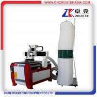 Buy cheap Hot sale small woodworking cnc router 6090 with dust collector ZK-6090-1.5KW 600 product