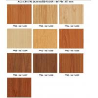 Buy cheap wholesale hdf laminate flooring 8 mm ac3 from wholesalers