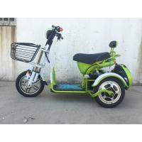 Buy cheap Drum Brake Electric Tricycle Scooter Senior Mobile Scooter 3 Wheels from wholesalers