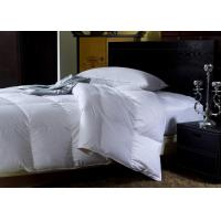 Buy cheap Full / Twin Size Cotton Duck Down Quilt , Bed Patchwork Duck Feather Quilt from wholesalers