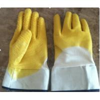 Buy cheap Industiral working latex coated gloves product