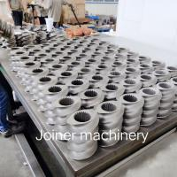 Buy cheap TEX65 Screw Element / Kneading Block Silver Color For Plastic And Rubber Machinery from wholesalers