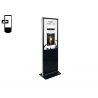 Buy cheap 32 Inch 350 Nits Indoor Touch Screen Monitor Kiosk from wholesalers