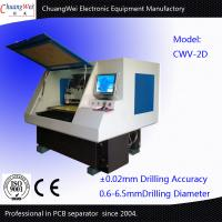 Buy cheap Two - Station PCB Separation CNC Drilling And Milling Machine from wholesalers